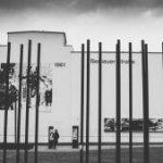 Memorial del Muro de Berlín en Bernauerstrasse