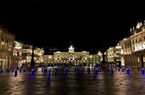 Plaza de la Unidad trieste