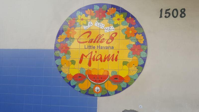 Miami, donde encontre un pedacito de Cuba