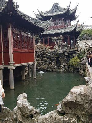 Shangai, Zhujiajiao y Beijing . Sin idea de lo que pasaría después 6