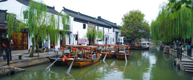 Shangai, Zhujiajiao y Beijing . Sin idea de lo que pasaría después 7